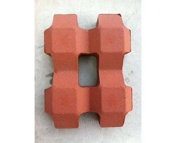 陶土植草砖